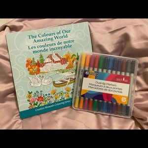 $10 Add On Adult Colouring Book - BUNDLES ONLY